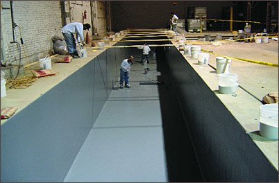 Industrial Painting & Coating Contractor: Alabama, Georgia, Florida, Texas, Mississippi, Tennesee